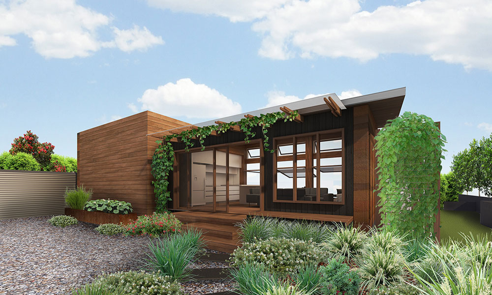 Sustainable House Day Expo Offers Up Big Ideas In Tiny