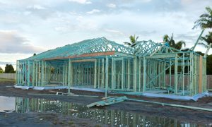 Building-house-framework