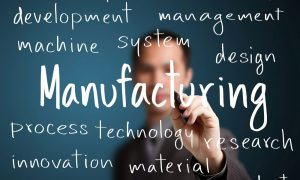 manufacturing stock image
