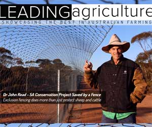 Leading Agriculture