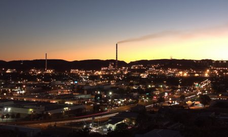mount isa stock image