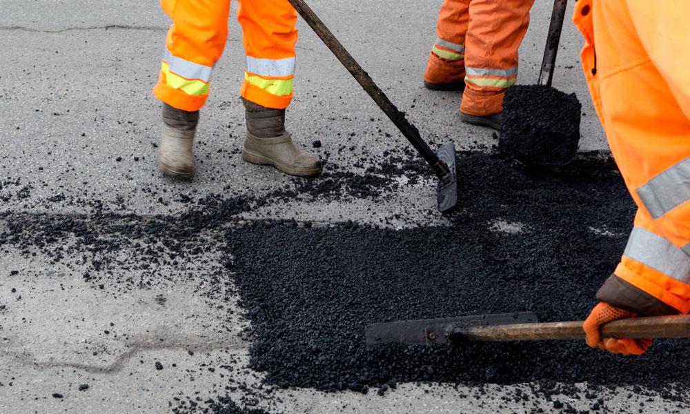 road asphalt stock image