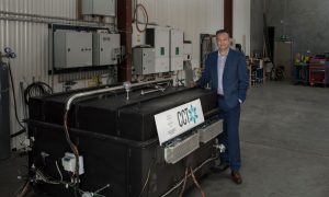 CCT launch - Serge Bondarenko