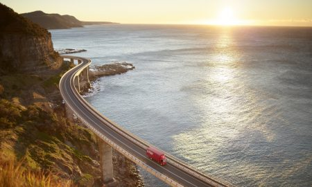 Seacliff Bridge, New South Wales