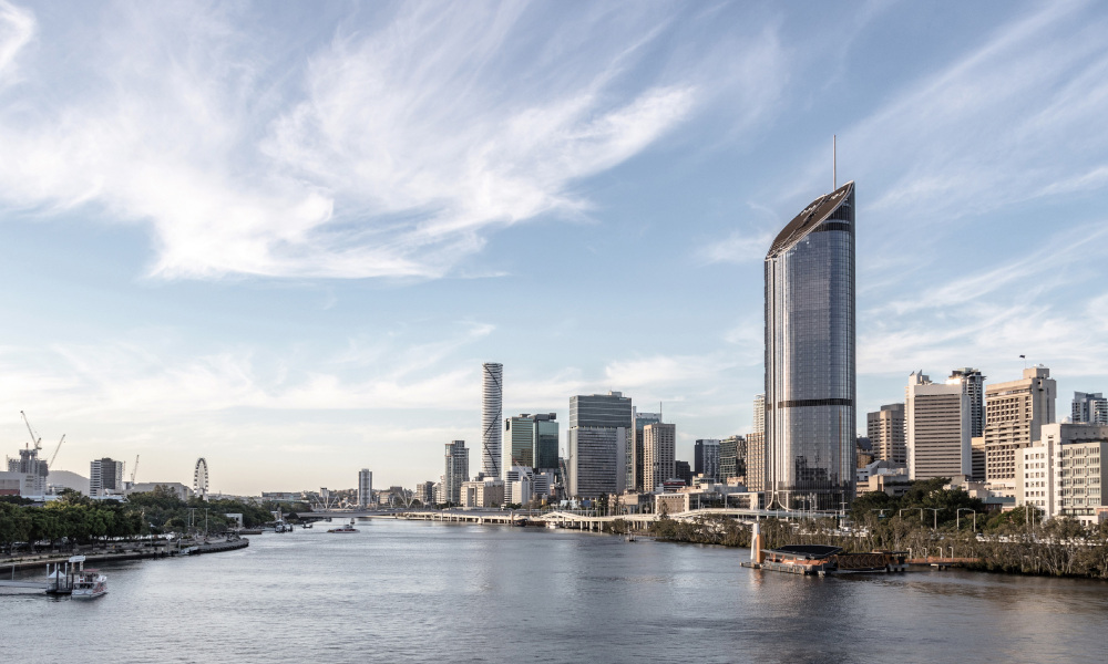 Property Council of Australia - 1 William Street - QLD Development of the Year 2019 - Please credit Woods Bagot and Luke Mahoney - Low res
