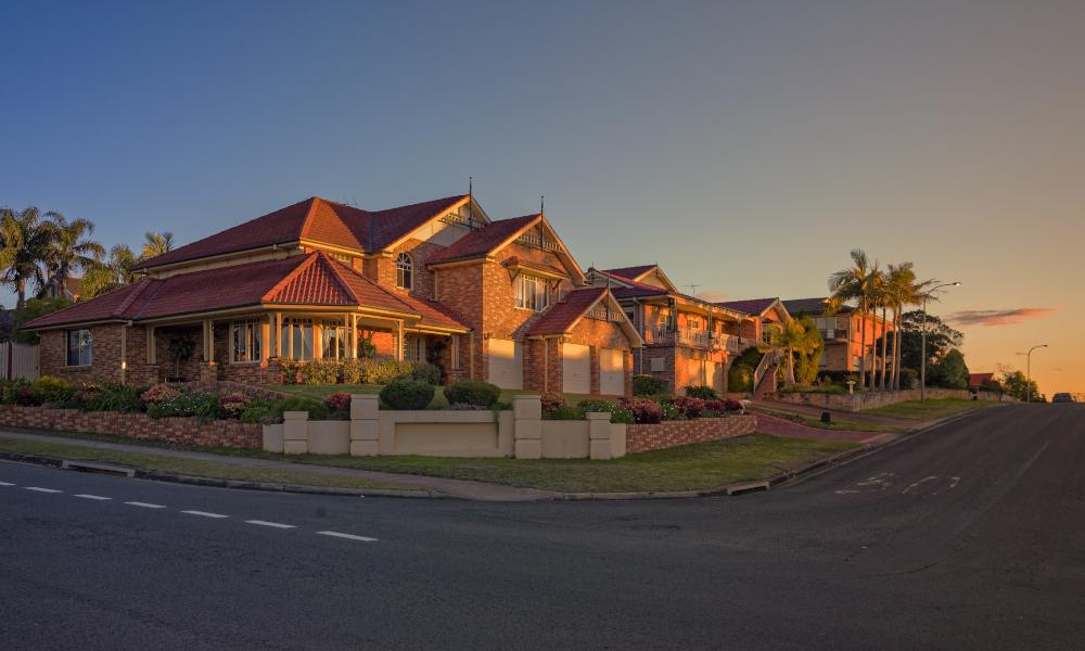 sydney housing stock image