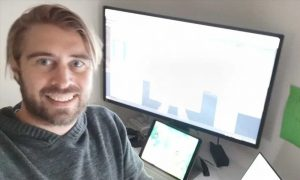 Kevin-Orr-Liftango-working-from-home