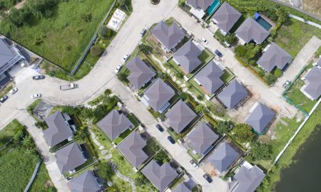Detached dwelling approvals