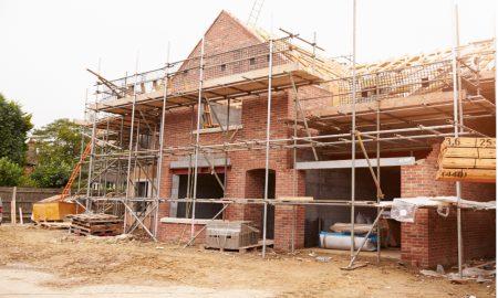housing building stock image