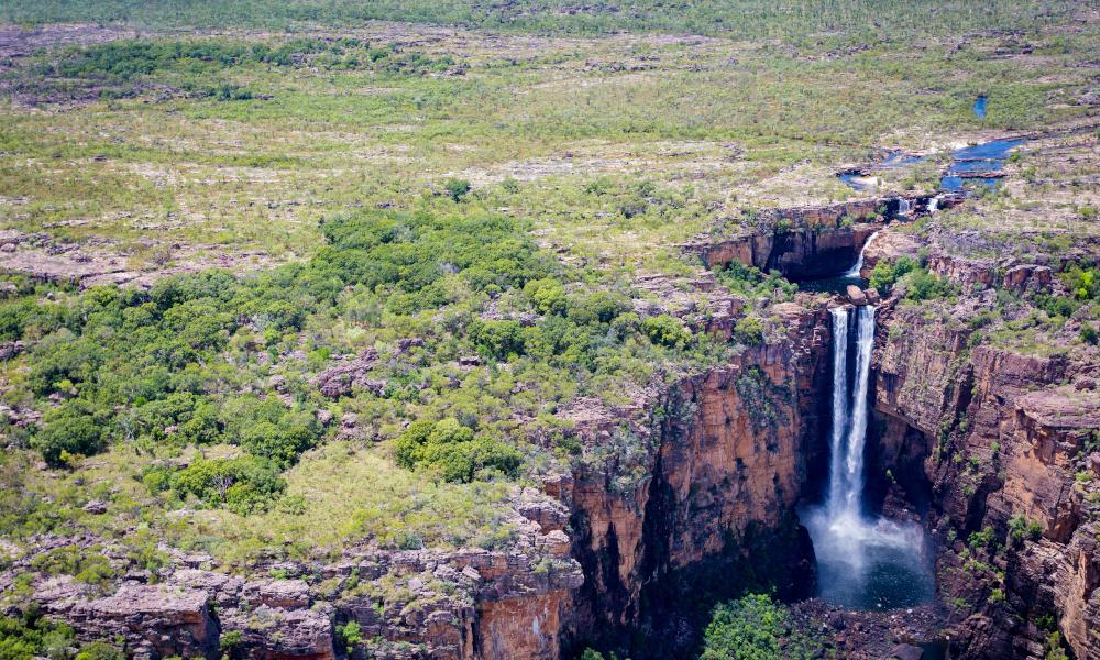 kakadu national park stock image