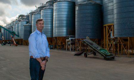 Pacific Seeds managing director Barry Croker
