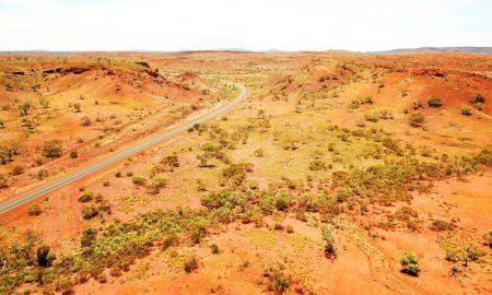 pilbara stock image