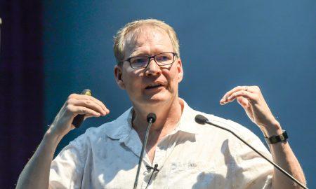 CSIRO Agriculture and Food principal research scientist Dr John Kirkegaard.