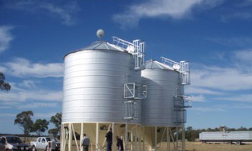 grain storage options