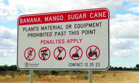 Australian Interstate Quarantine