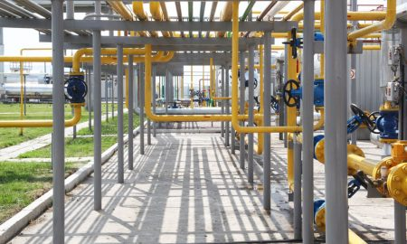 Onshore conventional gas industry